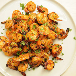 Dinner Tonight: Grilled Shrimp + Zuccaghetti