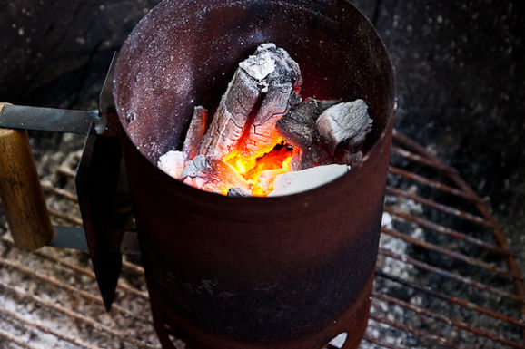 Chimney Starter on Food52