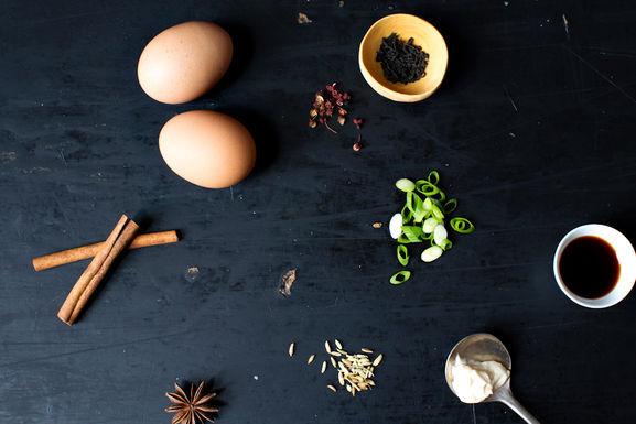 Tea Egg Salad
