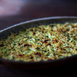 Julia Child's Zucchini Tian