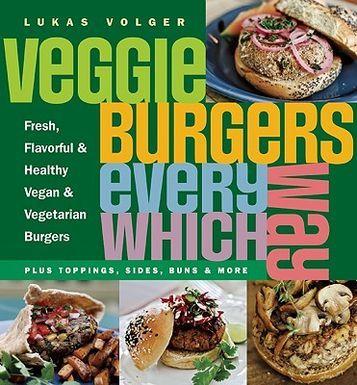 Haiku Meet Veggie Burgers