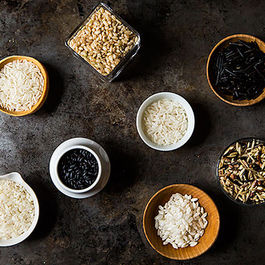 Rice, Down to the Grain