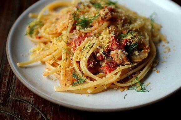 Dinner Tonight: Pantry Pasta & Salad