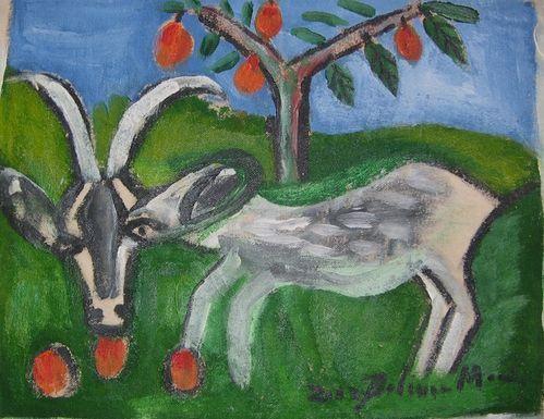 Kickstarter Love: The Goat Dairy