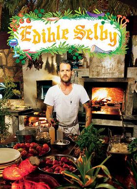 Todd Selby, author of Edible Selby
