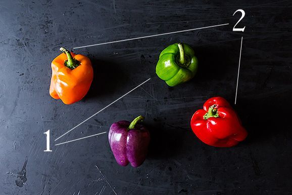 Down & Dirty: Bell Peppers