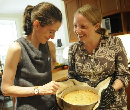 Cultivate | In The Kitchen with Amanda & Merrill, Founders of Food52.com