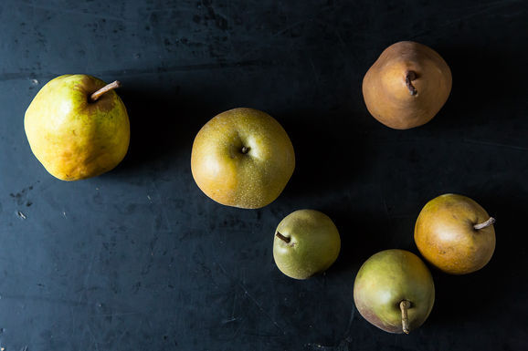 Down & Dirty: Pears
