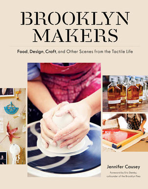 5 Questions with Jen Causey, author of Brooklyn Makers
