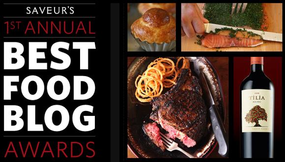 SAVEUR's Best Food Blog Awards