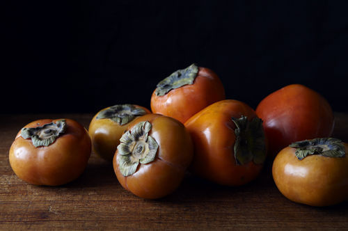 Community Picks Recipe Testing -- Persimmons
