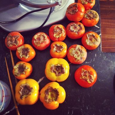 Test Kitchen Top 3: Persimmons and Birthdays