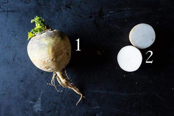 Down & Dirty: Turnips and Rutabagas
