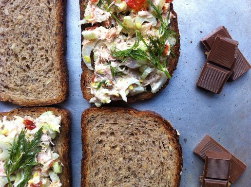 Tuna Salad Gets Crazy, Goes Global