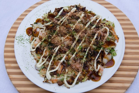 Lunch Tomorrow or Dinner Tonight: Okonomiyaki