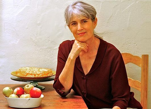 Deborah Madison, Author of Vegetable Literacy