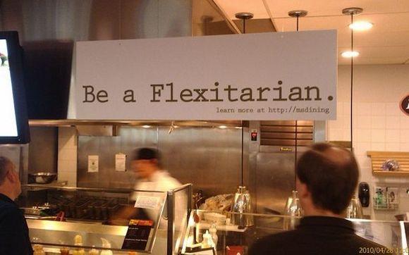 Be-a-flexitarian