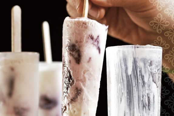 Sour-cream-cherry-and-tequila-ice-pops