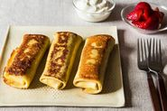 Joan Nathan's Chosen Cheese Blintzes