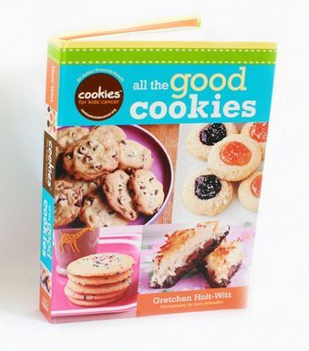 Gretchen Holt-Witt on Curing Cancer, One Cookie at a Time (plus a Giveaway!)