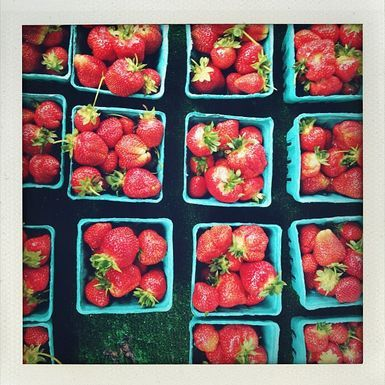 Put a Filter on It: Early Summer Berries