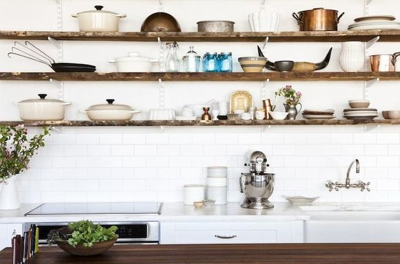 Remodelista | Steal This Look: Food52 Office Kitchen