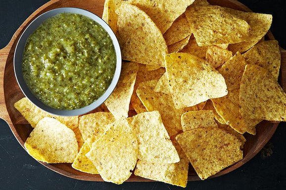Cooked Salsa Verde