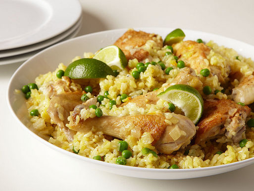 Mark Bittman's Chicken and Rice