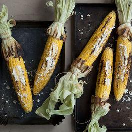 Pati Jinich's Crazy Street Corn