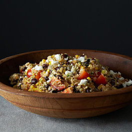 Southwestern Quinoa Salad, by Way of the Pantry