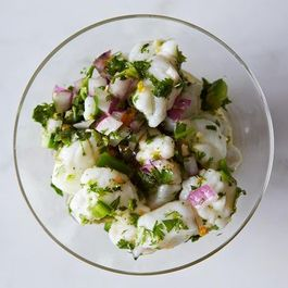 All About Ceviche