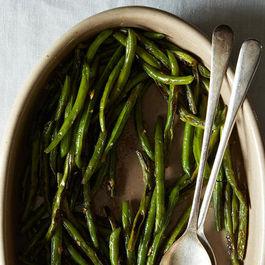 Penelope Casas' Garlic Green Beans (Judias Verdes con Ajo)