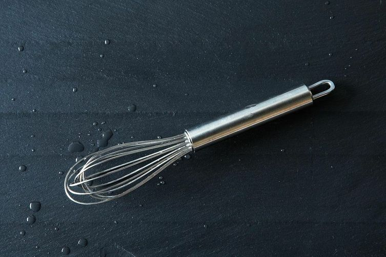 The Quickest Way to Dry Strainers and Whisks