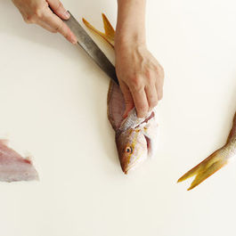 How to Break Down a Whole Fish