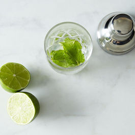 Summer Cocktails with Mint