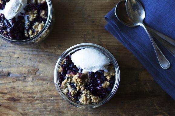 Blueberry Schlumpf
