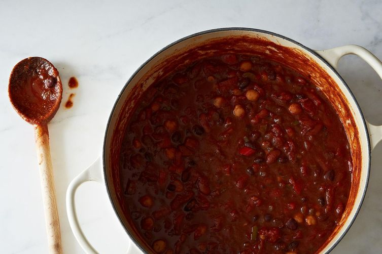 Veggie Chili on Food52