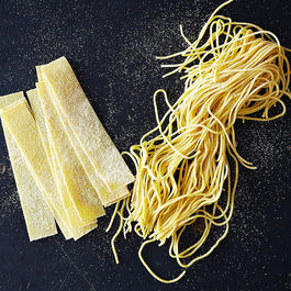 pasta by Luc Paul