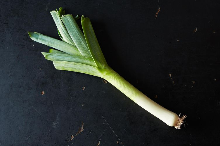 Leeks: A Stalk of Humble Pie