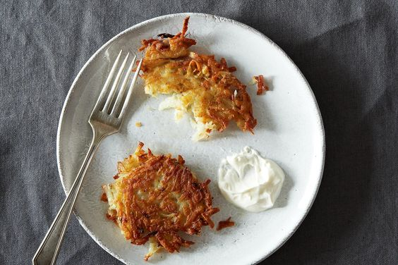 How to Make Latkes Without a Recipe