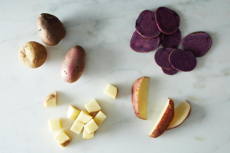 Our Latest Contest: Your Best Recipe with Potatoes