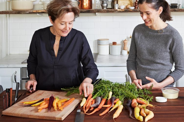 Six Questions with Alice Waters