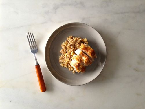 Let Roast Chicken Save Your Work Lunches