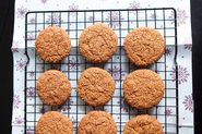 Whole Wheat, Triple-Ginger Ginger Snaps