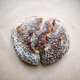 Chad Robertson's Starter and Levain