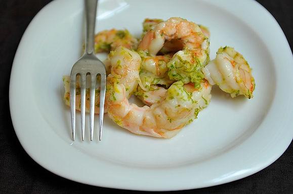 Shrimp a la Bittman
