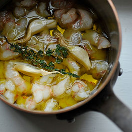 How to Poach Fish in Olive Oil