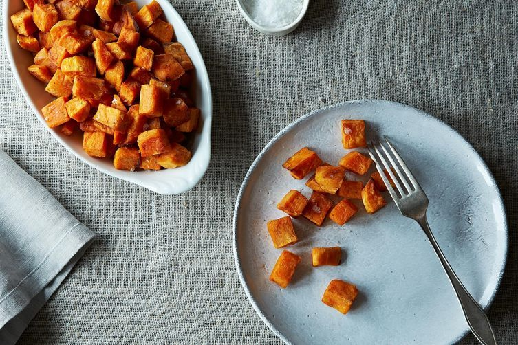 A Better Way to Roast Sweet Potatoes