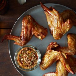 Ideas in Food's Korean-Style Chicken Wings