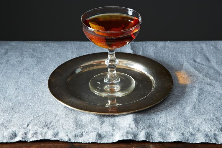 The 4-Ingredient Martinez